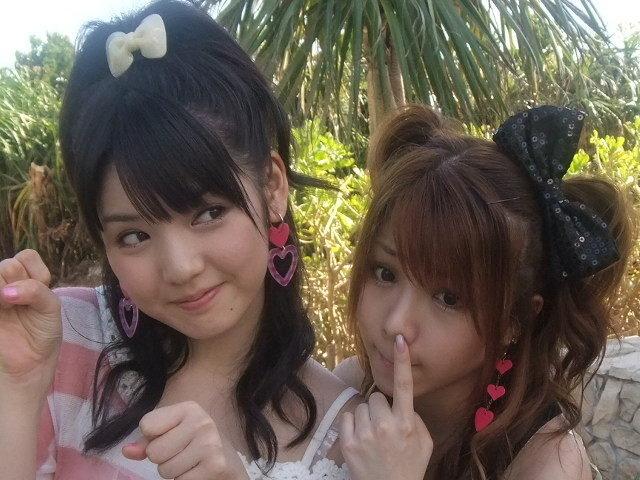 Michishige Sayumi, Tanaka Reina, blog-136655